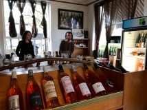 The Wine Loft in Olympia is one of the best we've ever seen