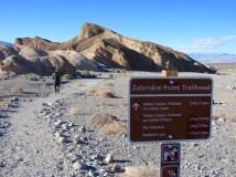 Zabriskie Point Trailhead