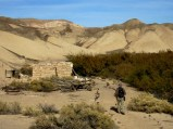 Hiking the trails at China Ranch