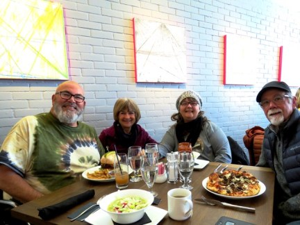 Lunch with Bill & Jodee