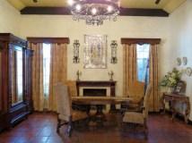 Dining room Quinta Mazatlan