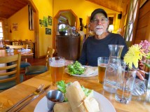 Tamales at La Ginguette in Black Mountain