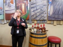 The finer points of bourbon tasting