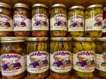 Amish pickled veggies