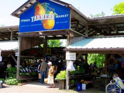 Ithaca Farmers' Market