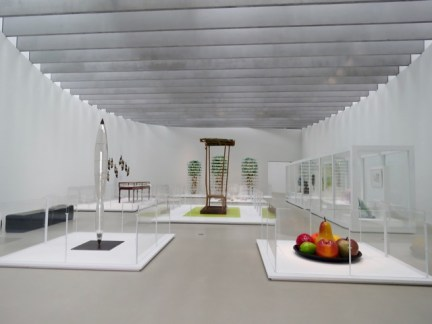 In the Contemporary Gallery