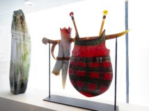 Tribal inspired sculptures