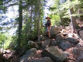 Hike to Copperas Pond