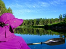 Kayaking the Ausable River