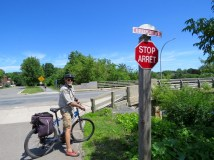 Bilingual traffic signs