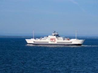 Ferry to Prince Edward Island