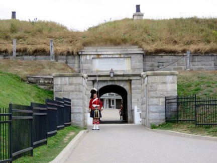 The Halifax Citadel