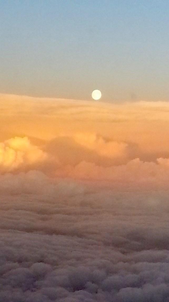 Full Moon Flying