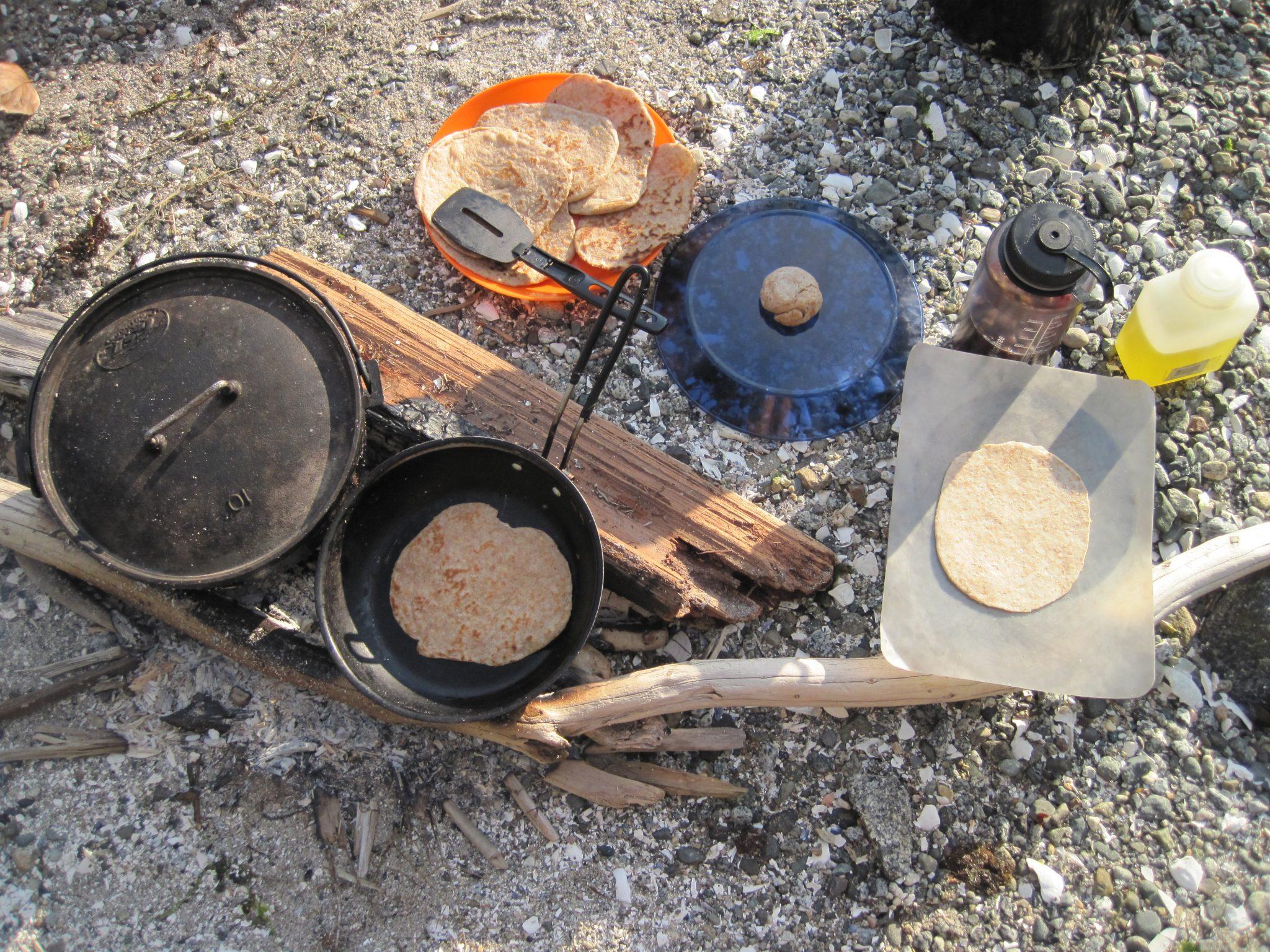 Sea Kayaking & Making Tortillas: The Simple Act of Living