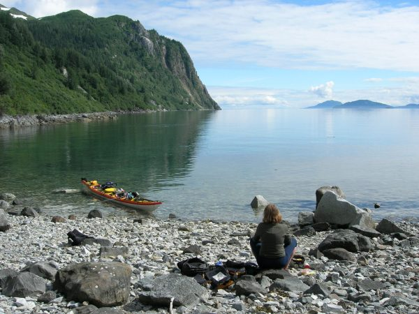 Long Distance Sea Kayaking: Finding Our Way with the Big Questions