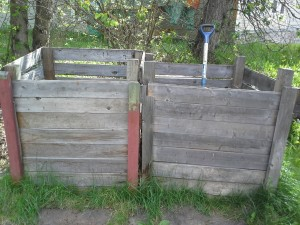 Compost Boxes