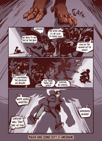 RAVEN KING Chapter 2 page 9