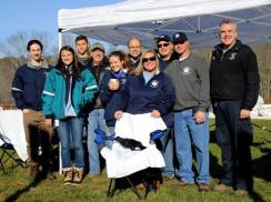 LVAC team at Raven Rocks Run