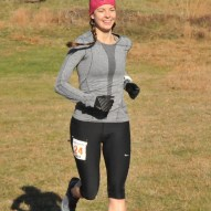 Tiffany Carson, overall womens winner.