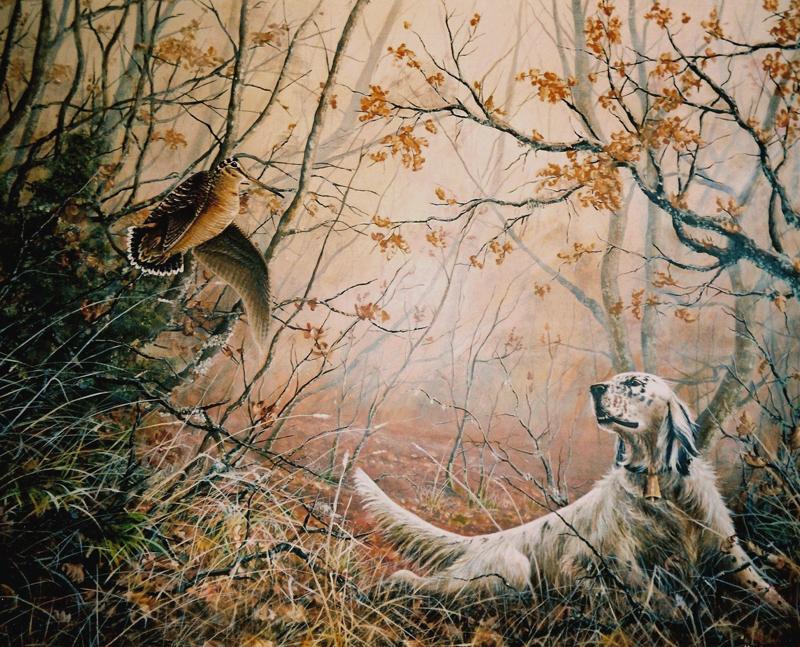 Hunting scenes (3/6)