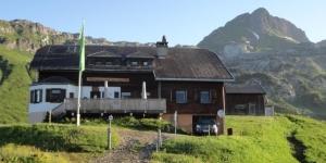 Biberacher Hütte, 1.846 m