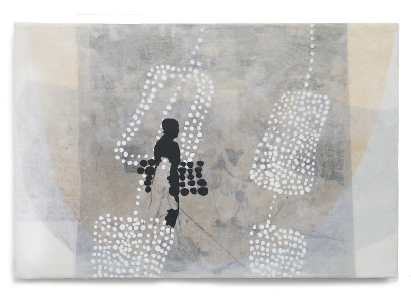 Barbara Ehrmann: traces humaines II (2013)