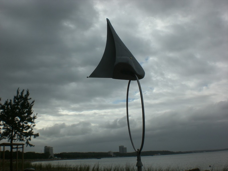 Mirko Siakkou-Flodin: Nase  im Wind