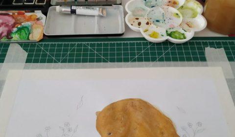 Marina Kraft: Atelier