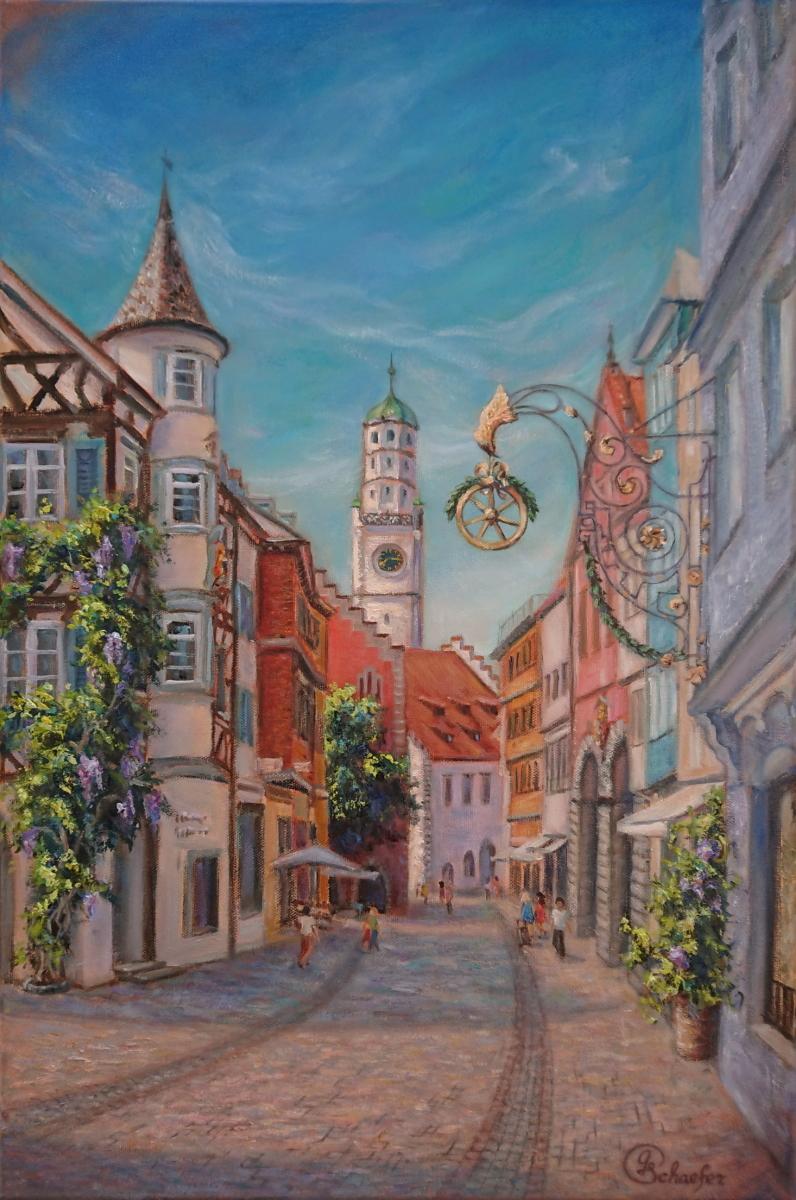 Galyna Schaefer: RV Marktstrasse 2020