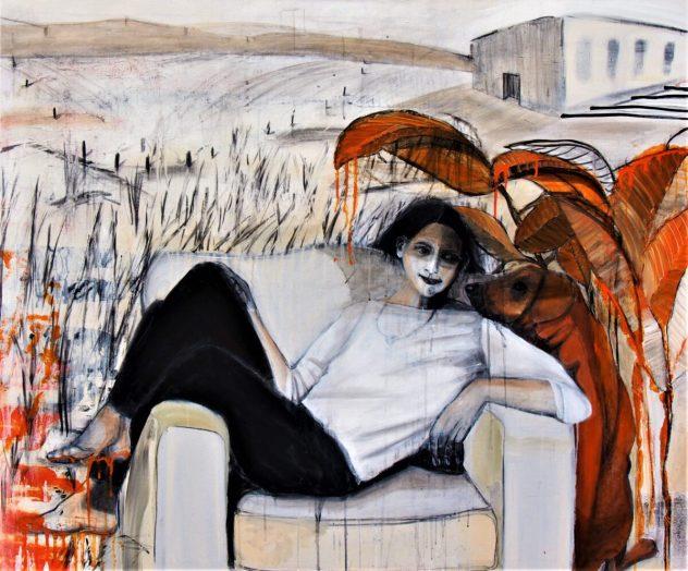 Alexandra Gebhart: Place of Contemplation