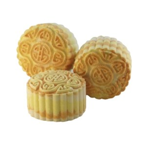 Citrus Celebration Moon Cake