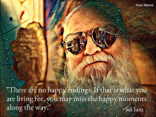 Quote from Sei Iam