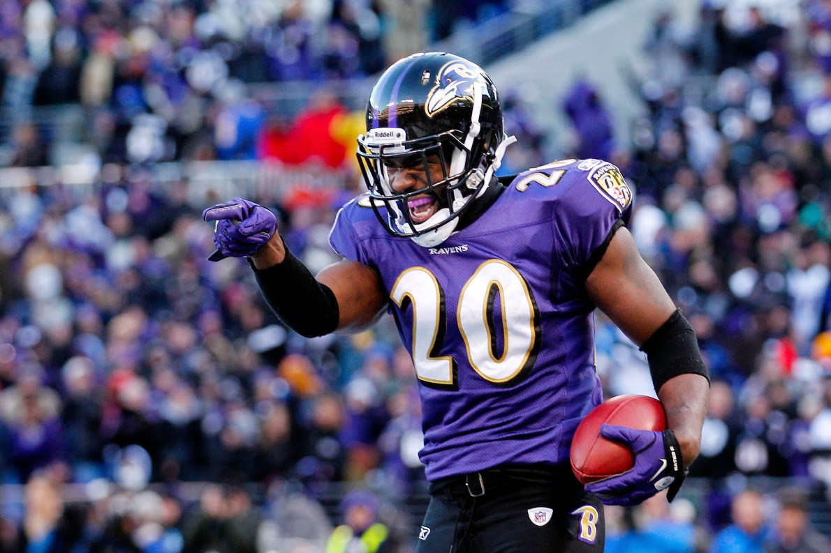 Ed Reed says he's talked to Ravens' John Harbaugh about coaching