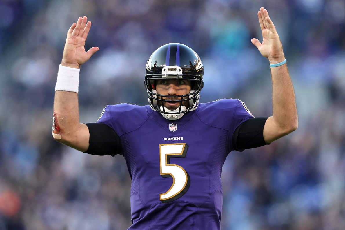 Joe Flacco publicly questions Broncos' conservative offense after loss