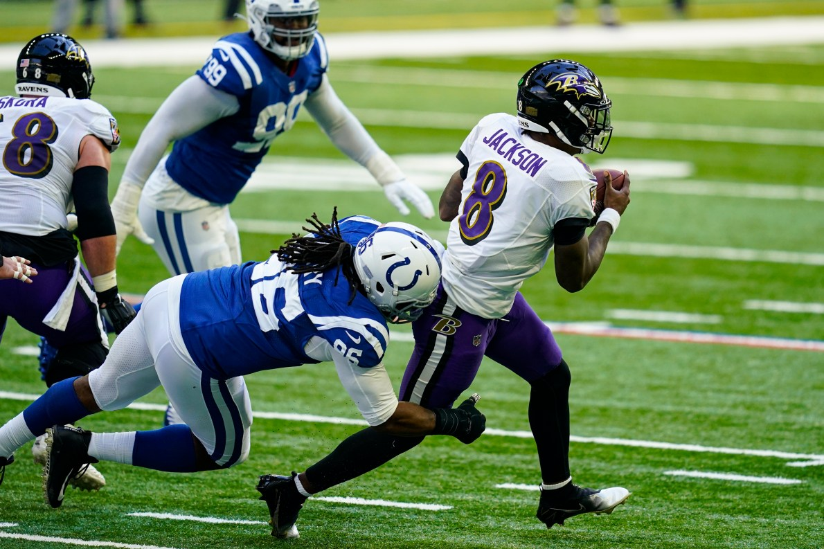 Baltimore Ravens beat Indianapolis Colts, 24-10: Instant analysis