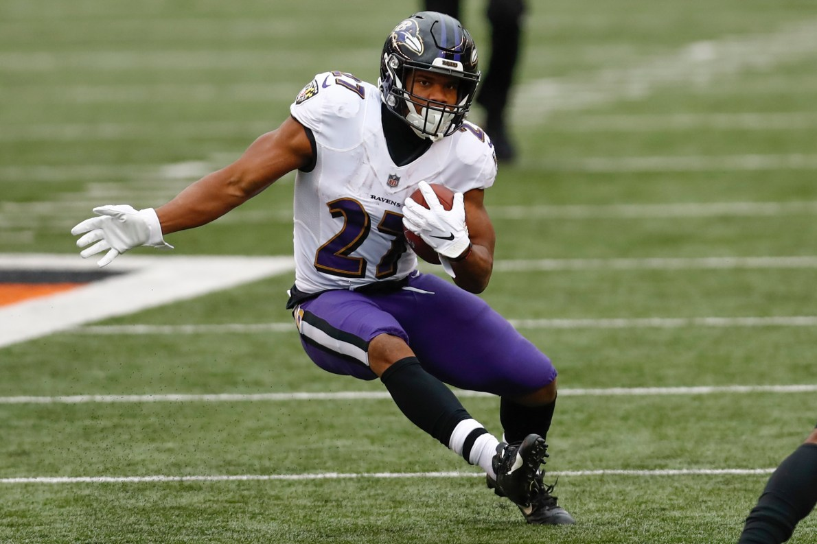 Baltimore Ravens records: J.K. Dobbins sets record for rookie TDs