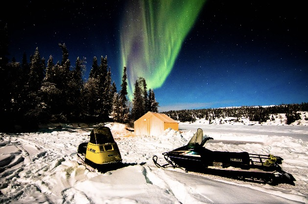Aurora tent