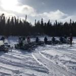 Snowmobile Tour