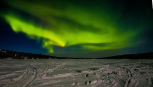 Yellowknife, 耶洛奈夫, 大奴湖, Great Slave Lake, 北极圈, Arctic Circle, 加拿大, Canada, 西北地, (Northwest, 黄刀极光, 黄刀镇