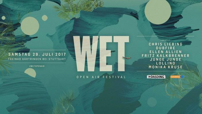 Wet Open Air