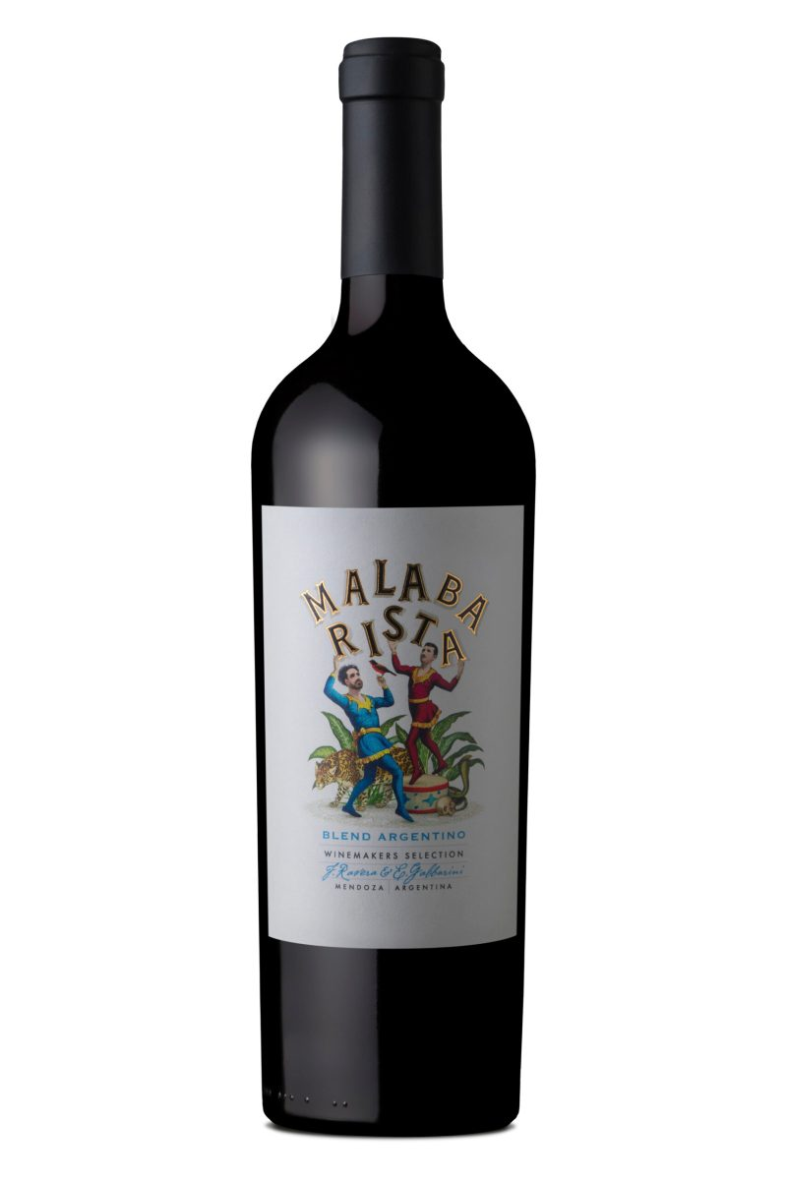 Malabarista winemakers Blend Argentino