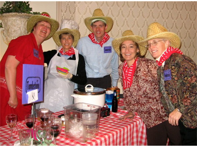 The Rocky Mountain Rodeo and Chili Cook-Off - Ready to Make Some Rootin' Tootin' Chili