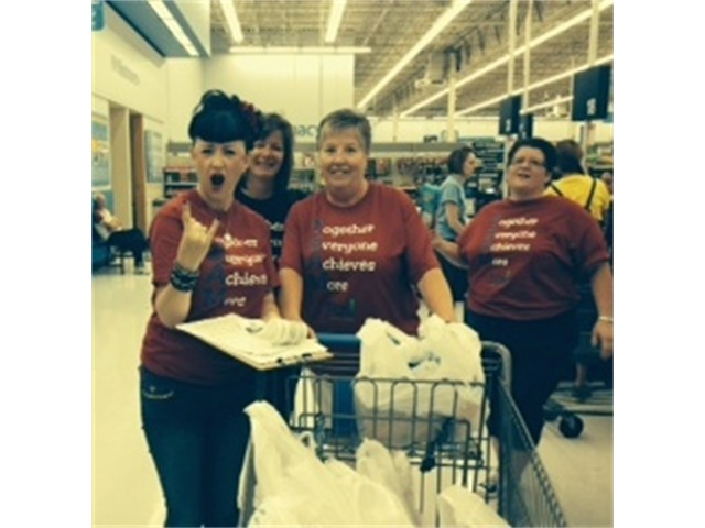 The Supermarket Hunger Games - Rock On Yes! Communities