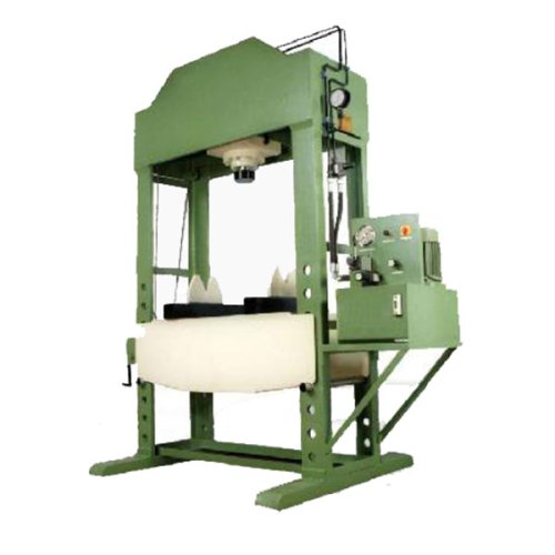 Hydraulic Hand Operated Press Machine - 60 Ton