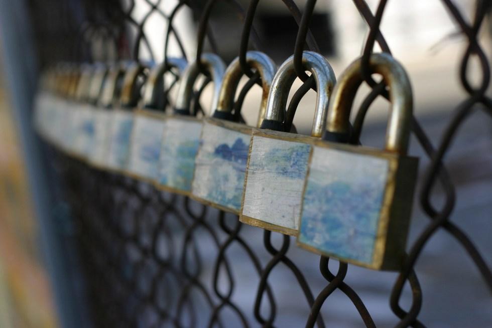 locks - photo by Steven Tom