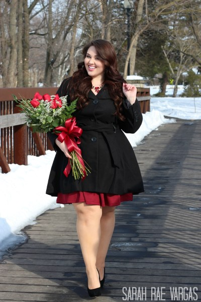 Valentine s Day in Fashion To Figure   Plus Size Fashion     Sarah     Valentine s Day in Fashion To Figure   Plus Size Fashion