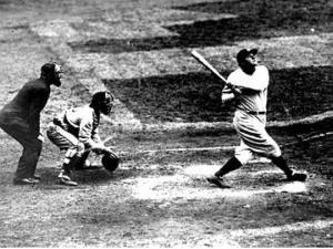 Babe Ruth Called Shot Declaration