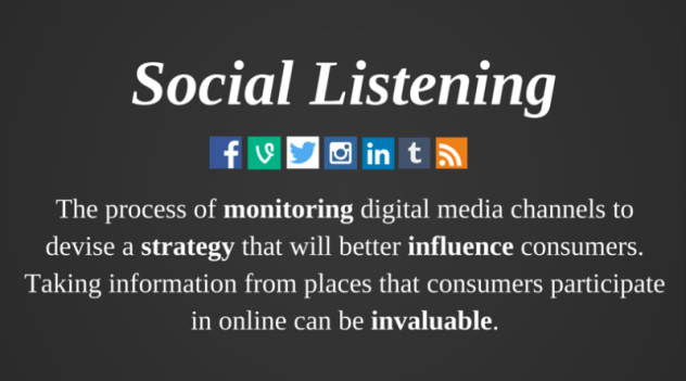 6. Social listening to provide social media customer service - 10 Ways to Handle Unhappy Customers on Social Media