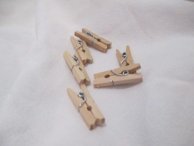 Mollettine in legno