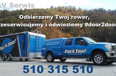 Usługa door-to-door
